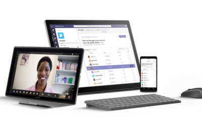 Working from Home With Microsoft Teams